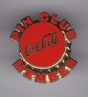 PIN DE COCA-COLA CLUB MEMBER (COKE) - Coca-Cola