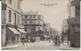 14 - 2047   -  BAYEUX  - Rue Saint Jean - La Poissonnerie - Bayeux