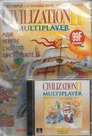 PC CIVILIZATION II - Ubi Soft - 1996 - 1995 Neuf Sous Blister ! - PC-Spiele