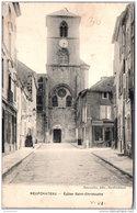 88 NEUFCHATEAU - église Saint Christophe. - Neufchateau