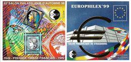 Bloc CNEP N°28+29, Neuf, TB, Cote 24 Euros, Voir Photo - CNEP