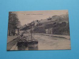 La SAMBRE Et Le DONJON > Namur ( A. Laurent / 18 ) Anno 19?? ( Zie Foto ) ! - Namur
