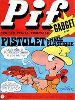 Pif Gadget N°236 - Fanfan La Tulipe - Bob Mallard Et Puchon - Pif Gadget