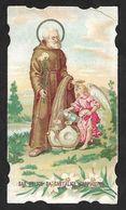 Santino/holy Card: S. FELICE DA CANTALICE Cappuccino - E - PR - Religione & Esoterismo