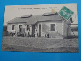 "16 ) Ruffec - N° 750 - L'abatoir "" Pavillon De L'echaudoir "" - Année 1913 : EDIT : Nodreb - Ruffec"