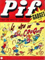 Pif Gadget N°238-  Docteur Justice - Davy Crockett - Pif Gadget