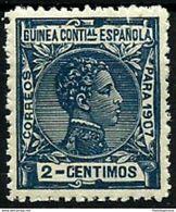 GUINEA **44 Nuevo Sin Charnela. - Spanish Guinea