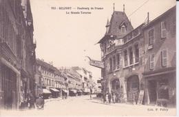 90 - BELFORT - FAUBOURG DE FRANCE - LA GRANDE TAVERNE - Belfort - City