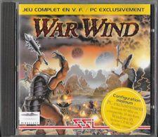 PC War Wind - SSI - 1996 - PC-Spiele