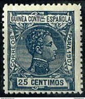 GUINEA **50 Nuevo Sin Charnela. Cat.6,30 € - Guinée Espagnole