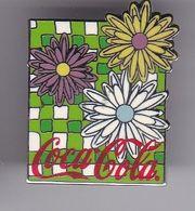 PIN DE COCA-COLA DE FLORES (COKE) FLOR-FLOWER - Coca-Cola