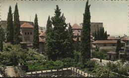 GRANADA. ALHAMBRA. - Granada