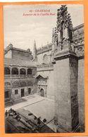 Granada Spain 1907 Postcard - Granada