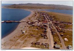 SAINT PIERRE ET MIQUELON - Photographie Vue Aérienne De Miquelon Janv 1980 - Saint-Pierre-et-Miquelon