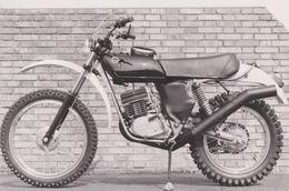 ANCILLOTTI SCRAB C125 REGOLARITA COMPETIZIO +-14x22cm Moto MOTOCROSS MOTORCYCLE Douglas J Jackson Archive Of Motorcycles - Other