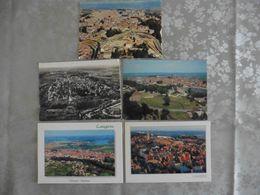 5   CARTES  POSTALES  DE  LANGRES   ( HAUTE  MARNE ) - Cartes Postales