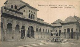 GRANADA. ALHAMBRA. PATIO DE LOS LEONES - Granada