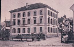 Weinfelden, Thurgauische Hypothekenbank (14.9.14) - TG Thurgovie