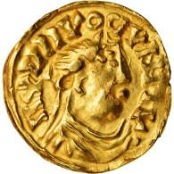 Monnaie, France, Louis Le Pieux, Solidus, 830-850, TTB+, Or, Prou:1075-77 - 751-987 Monnaies Carolingiennes