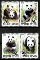 Korea 2005 Corea / Panda Bear Mammals MNH Mamiferos Oso Panda Säugetiere / Cu16701  18-20 - Orsi