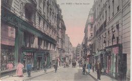 PARIS : Rue Des Acacias . ( Colorisée ) . - Arrondissement: 17