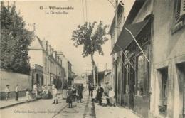 VILLEMOMBLE LA GRANDE RUE - Villemomble