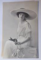 Frauen, Mode, Hutmode, Misteln, 1918 ♥ (25761) - Mode