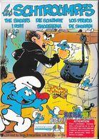 SEGA Game Gear - Les Schtroumpfs 1994 - Sega