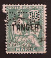 Maroc Perfins Perforés BEM4 - Maroc (1891-1956)