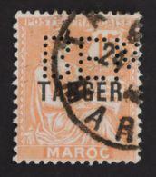 Maroc Perfins Perforés BEM4 - Other