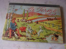 POP HOP La Ferme En Relief Livre A Systeme - Editions LUCOS Illustrations Jo Zagula - Livres, BD, Revues