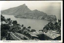 Mallorca La Dragonera Desde La Trapa Truyol 1956 - Mallorca