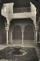 GRANADA. LA ALHAMBRA. SALA DE LAS CAMAS - Granada
