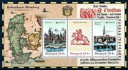 Europa 2020 - Danemark Danmark Dänemark - Ancienne Route Postale - Gamle Postruter ** - Europa-CEPT