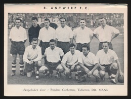 VOETBALSPOEG  R.ANTWERP F.C. - Soccer