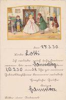 Pauli EBNER - Carte D'invitation - Ebner, Pauli