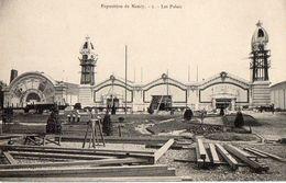 CP 54 Meurthe Et Moselle Nancy Exposition Les Palais - Nancy
