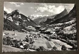 Kiental Mit Goldernhorn Und Blüemlisalp - BE Berne
