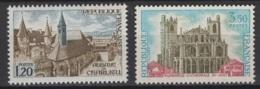 France: 1972. Y&T  N° 1712/13 ** MNH, Neuf(s). Cote Y&T 2020 : 2,80 € - Ungebraucht