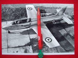 FOTOGRAFIA  AEREO    MACCHI  MB 326 PROTOTIPO - Aviation