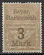 BAVIERE   -    FISCAL   -     Le  3 Mark . Neuf **. - Bavaria