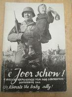 Luxembourg E Joer Schon September 1944 Liberation Rare 55 Pag Letzeburg - War 1939-45