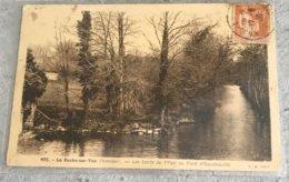 85 La Roche Sur Yon 1940 Bord De L Yon Au Pont D Equebouille - La Roche Sur Yon