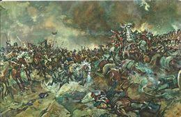 WATERLOO - 1815- CHARGE DE NEY - Otras Guerras