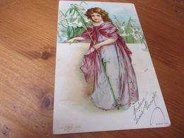 Mooie Fantasiekaart, - Fancy Cards