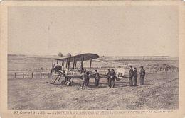 Cpa -aviation-aviateur Anglais Venant De Traverser Le Detroit-guerre 14 / 18-edi Pays De France N°83 - 1914-1918: 1a Guerra