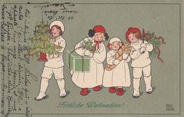 Pauli EBNER - Frohliche Weihnachten ! - Ebner, Pauli