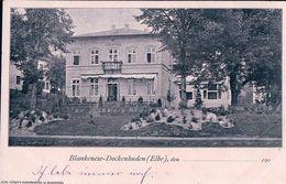 Allemagne, Blankenese-Dockenhuden Elbe, Elbkurhaus (190) - Blankenese