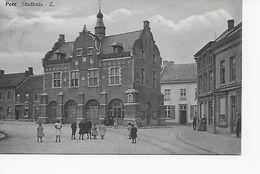 Peer  Stadhuis - Z.  1913 - Peer
