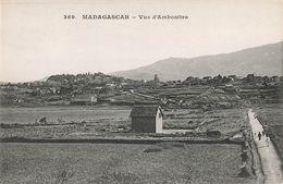 Madagascar Vue D' Ambositra - Madagascar